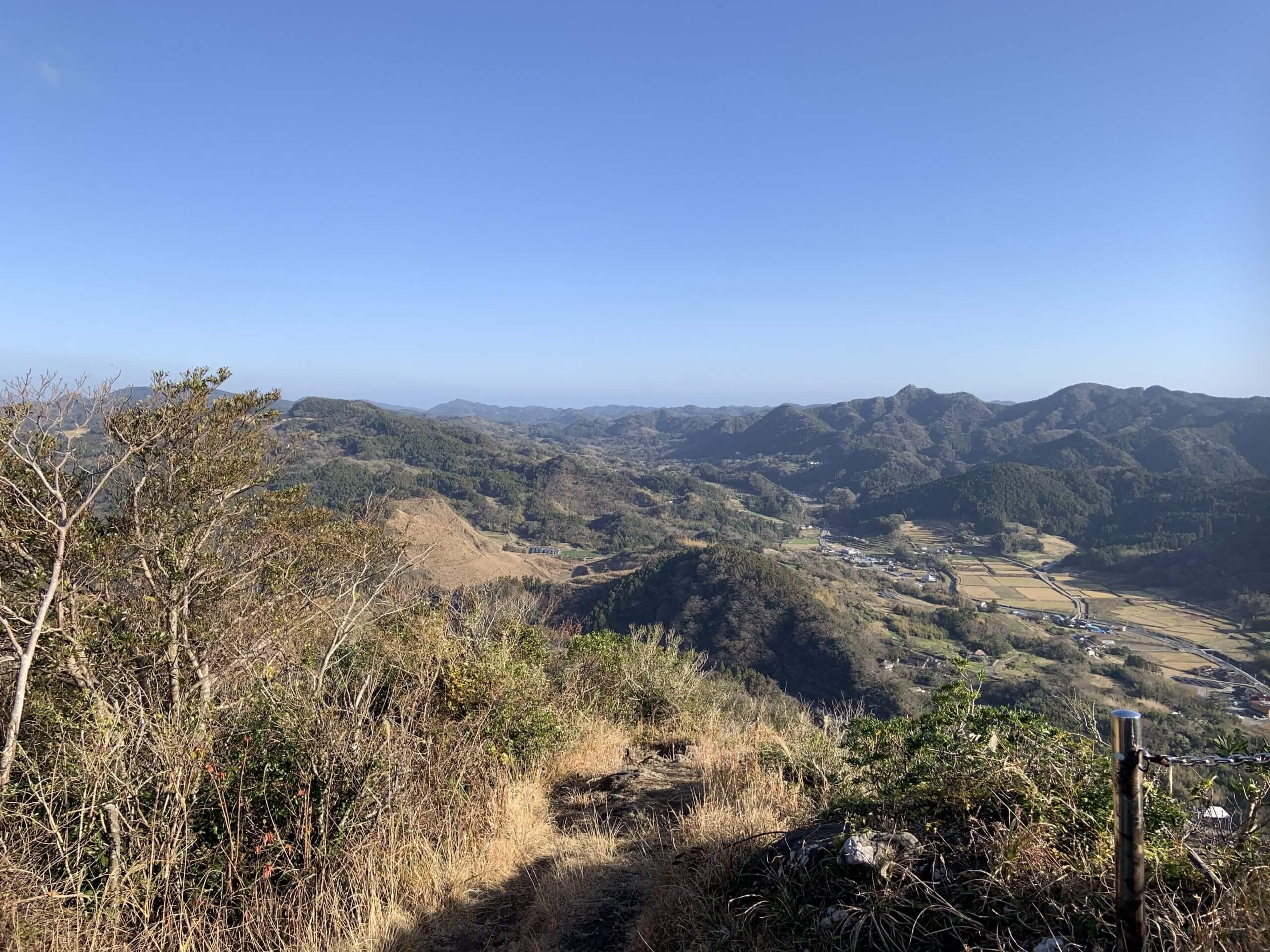 伊予ヶ岳の登山記録
